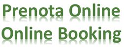 Prenota online - Online booking